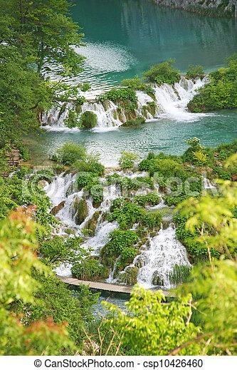 plitvice, cascadas - csp10426460