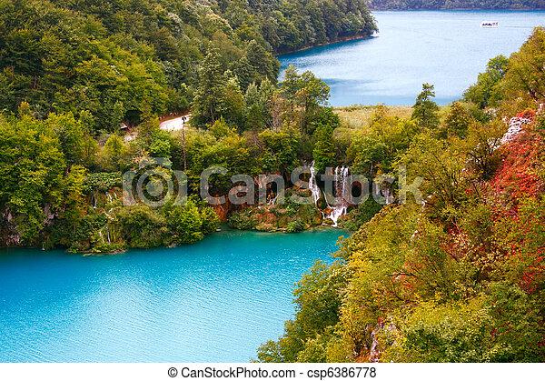 Parque Nacional Plitvice - csp6386778