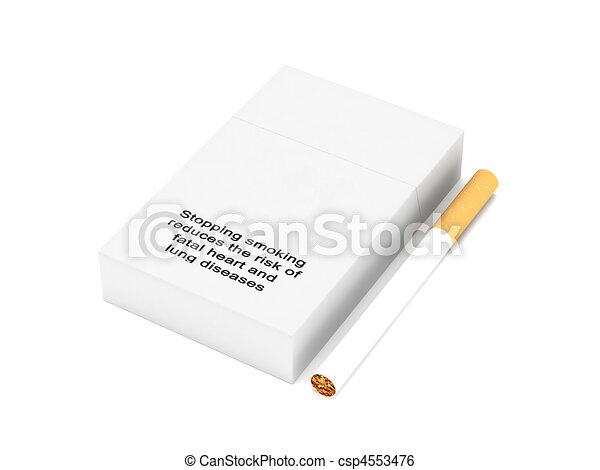 Silné kouření