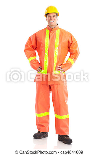 Trabajador de ciruelas - csp4841009