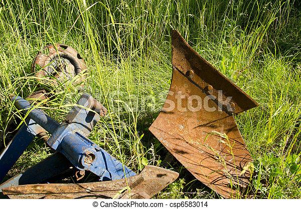 Plough. - csp6583014
