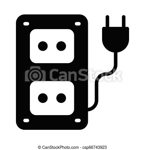 plug - csp66743923