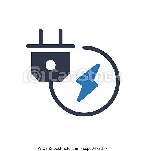 plug - csp80472377