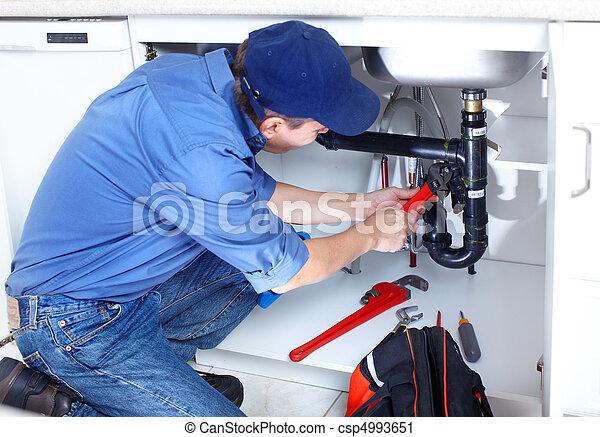 plumber - csp4993651