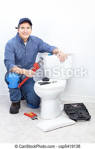 Mature toilette clip