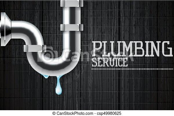 Plumbing service - csp49980625