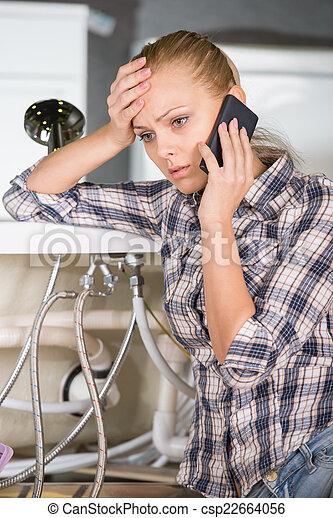 Plumbing - csp22664056