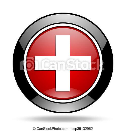 plus icon - csp39132962