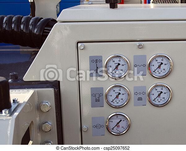 Pneumatic control - csp25097652