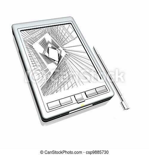 Pocket PC - csp9885730
