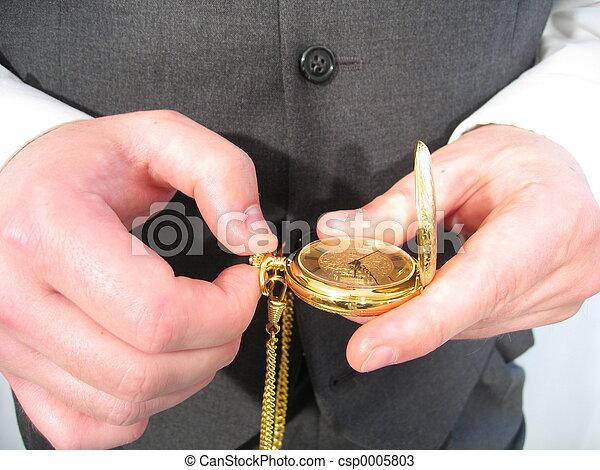 Pocket Watch II - csp0005803