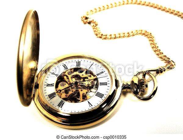 Pocket Watch - csp0010335