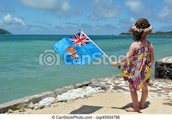 poco, famiglia, viaggiare, vacanza, ragazza, vacanza, figi - csp45934796