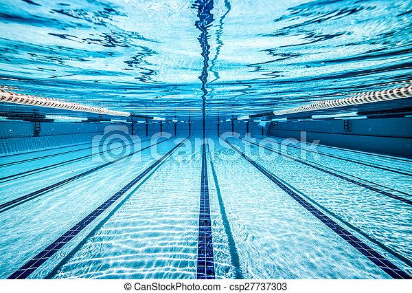 pocsolya, úszás - csp27737303