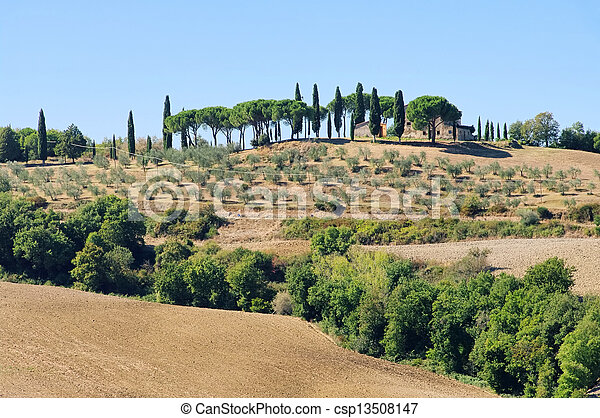 Podere in fall 06 - csp13508147