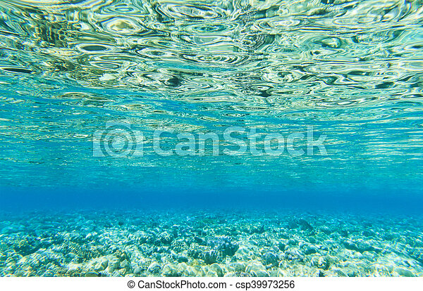 podwodny, cichy - csp39973256