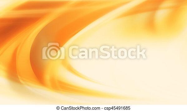 podzim, abstraktní, grafické pozadí - csp45491685