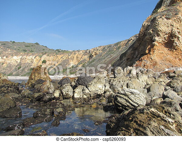 Point Vicente Geology - csp5260093