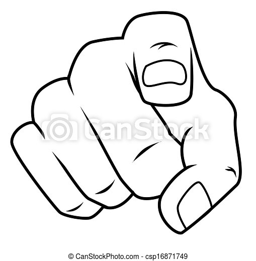 pointing hand eps vector search clip art illustration drawings rh canstockphoto com hand pointing clipart free hand pointing down clipart