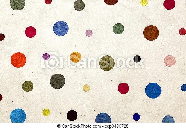 points, coloré - csp3430728