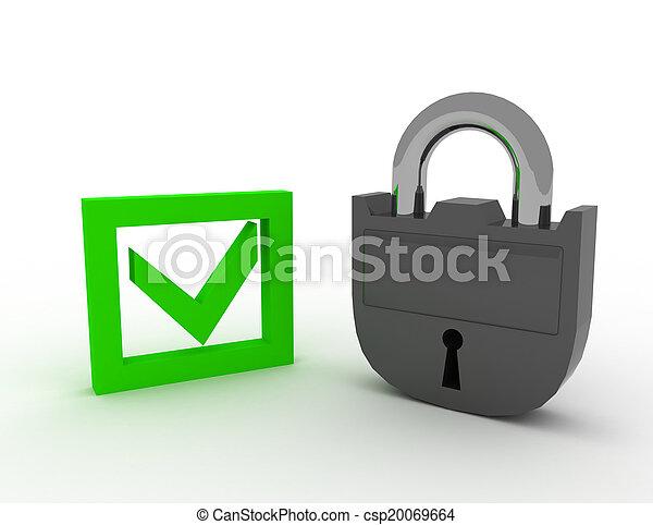 pojęcie, bezpieczeństwo - csp20069664