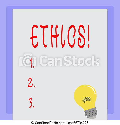 pojęcie, równość, tekst, ethics., principles., treść, moralny, inny, pismo, waga, posiadanie, utrzymując - csp66734278