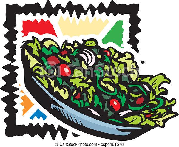 pokarmy, mocny - csp4461578