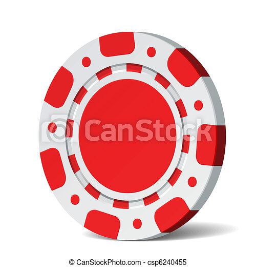 vector illustration of a blank poker chip clipart vector search rh canstockphoto com poker chip clipart Poker Cards Clip Art