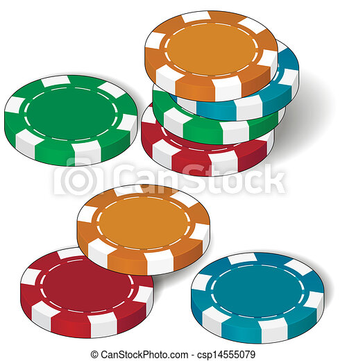 poker chips vectors illustration search clipart drawings and eps rh canstockphoto com