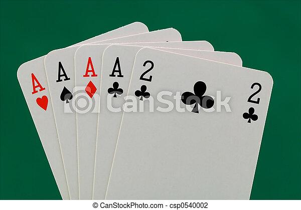 Poker hand - csp0540002