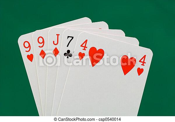 Poker hand - csp0540014
