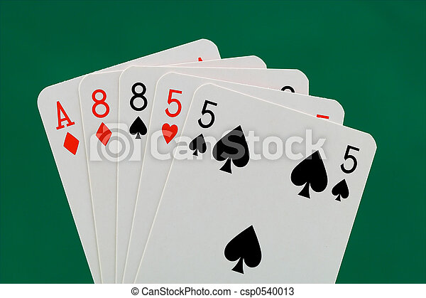 Poker hand - csp0540013
