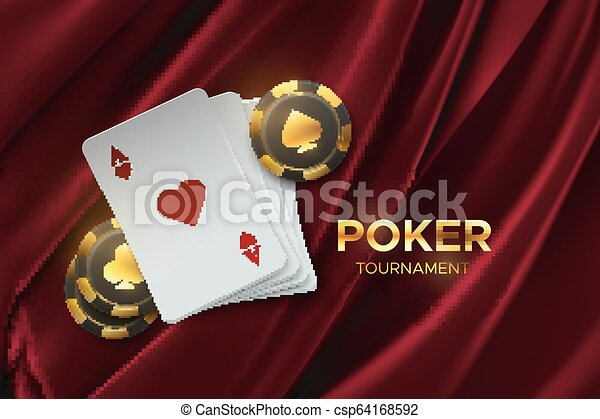 Poker tournament. - csp64168592