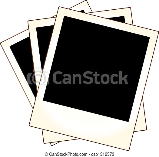 polaroid photo frames ready to put your photo vectors search clip rh canstockphoto com photographic clip art phonograph clip art free