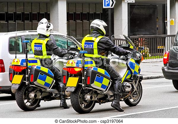 police moto police rues deux officiers londres motos photo de stock rechercher. Black Bedroom Furniture Sets. Home Design Ideas