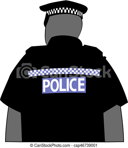 Police officer - csp46739001