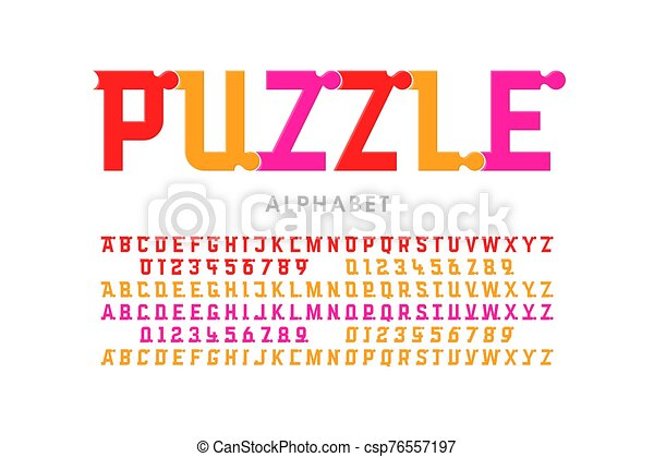 police, puzzle - csp76557197