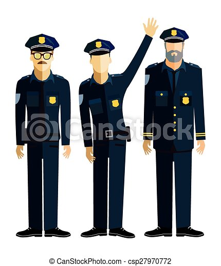 policeman - csp27970772