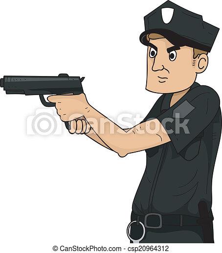 policier - csp20964312