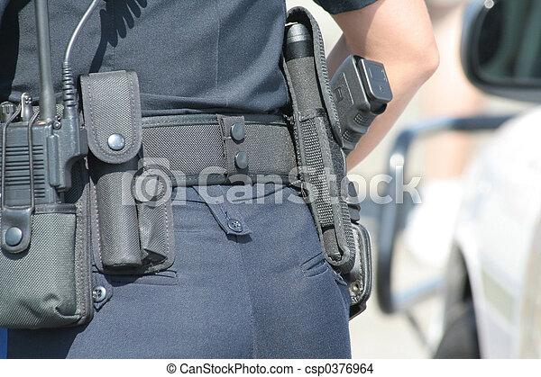 policier - csp0376964