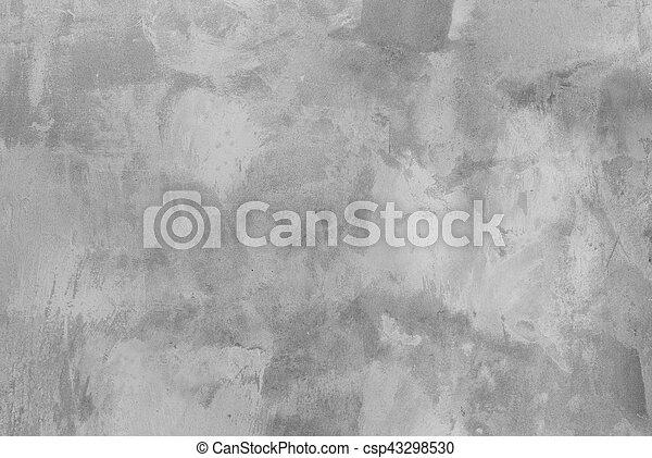 Poliert, wand, verputzt, glatt, zement, gemalt,... Stockfotos ...