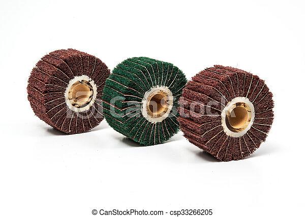 Polishing wheels - csp33266205