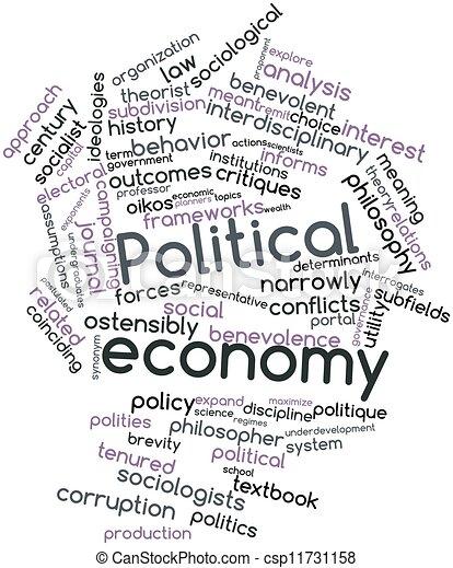 politique, économie - csp11731158