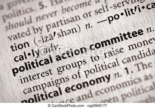 politique, action, comité - csp0945177