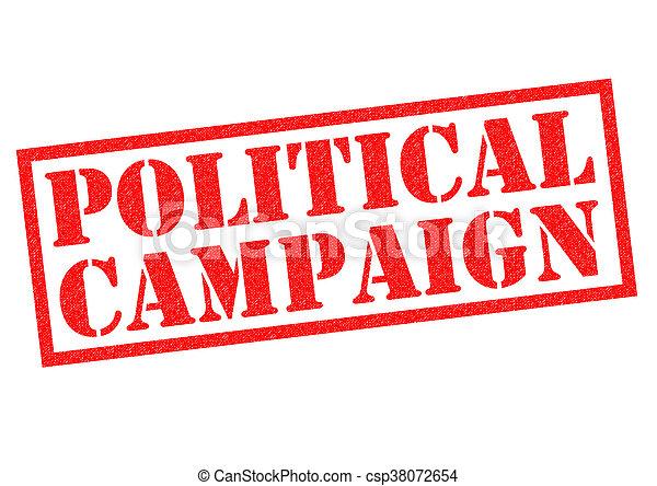politique, campagne - csp38072654