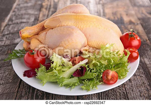 pollo - csp22692347