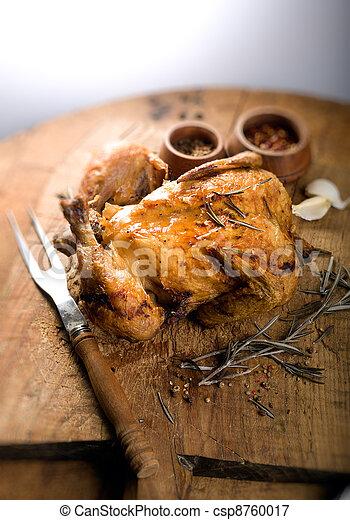 Pollo asado - csp8760017