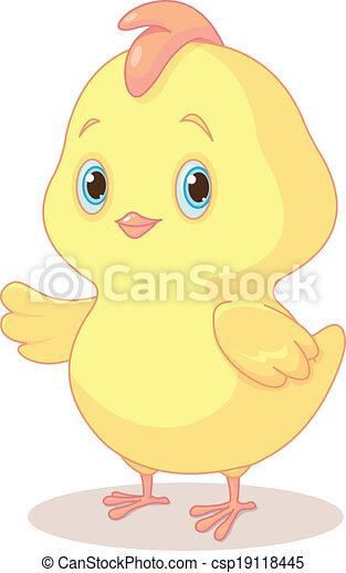 Chica de Pascua - csp19118445