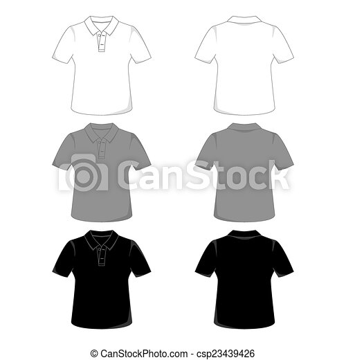 polo-shirt - csp23439426