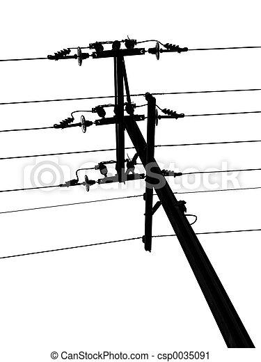 polo, telegrafo - csp0035091